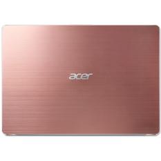 Laptop Acer Swift 3 SF314-57-54B2 (NX.HJKSV.001) : i5-1035G1 | 8GB RAM | 512GB SSD | UHD Graphics 630 | 14 FHD IPS | WIN 10 | Pink – Chính Hãng