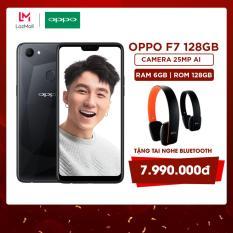 OPPO F7 128GB – Hãng phân phối chính thức