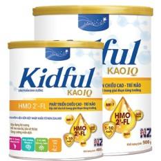 Sữa Dinh Dưỡng Kidful Kao IQ 900g phát triển chiều cao trí não cho trẻ trong giai đoạn tăng trưởng