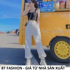 Quần Thể Thao Jogger Nữ Thời Trang Hot – BT Fashion (TRƠN BO MỚI) + Hình thật, Video + Chọn bên dưới để mua thêm Áo (TT02)