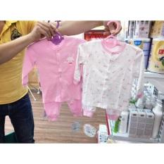 Bộ quần áo sơ sinh Dokma trơn cài thẳng, sản phẩm đảm bảo chất lượng, đa dạng mẫu và cam kết hàng đúng như mô tả