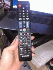 điều khiển tivi samsung có nút vào chế độ thể thao
