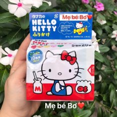 Gia vị rắc cơm Hello Kitty cho bé ăn dặm Nhật