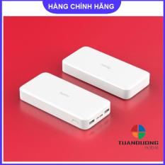 Sạc dự phòng Xiaomi Redmi 10000mAh -20000mAh PB100LZM BẢO HÀNH CHÍNH HÃNG 6 THÁNG 1 ĐỔI 1