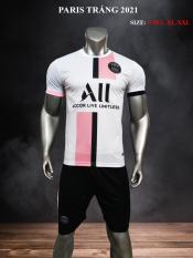Quần áo bóng đá CLB PSG màu Trắng mùa giải 21-22