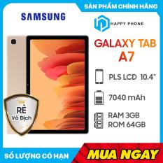 Máy Tính Bảng Samsung Galaxy Tab A7 (3GB/64GB) – Hàng chính hãng, mới 100%, Nguyên Seal, Bảo hành 12 tháng
