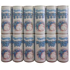 Sữa đậu có ga Molang Pop Lốc 12 lon