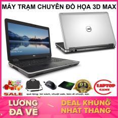 KHỦNG LONG ĐỒ Họa Dell E6540 Core i7 4800QM/ RAM 16G/ SSD 128G+500G/ VGA Radeon 8790M 2Gb/ 15,6inch FHD 1920*1080
