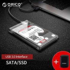 Hộp đựng ổ cứng Box HDD2.5″ Orico 2599US3-BK / 2577US3 / 2139U3