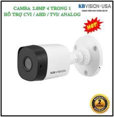 Camera 2.0MP KX-2111C4, hồng ngoại 20M