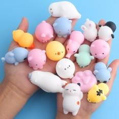 COMBO 5 đồ chơi Squishy Mochi dễ thương có hộp đựng từng con – LICLAC