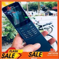 Điện thoại Nokia 8110 fulbox độc quyền loại 1 2 sim 2 sóng bảo hành 1 năm