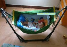 Võng lưới cỡ nhỏ dành cho trẻ em [CHỈ VÕNG]