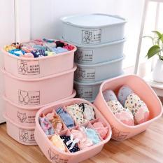 hộp nhựa đựng đồ lót -thùng đựng đồ lót
