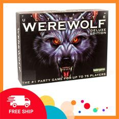 WereWolf Ultimate – Ma sói Việt hóa bản đẹp