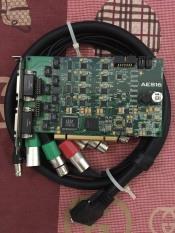 Sound card phòng thu giải mã digital cao cấp Lynx AES16 PCI