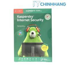 Phần mềm bảo mật máy tính Kaspersky Internet Security 1PC – Hàng Chính Hãng