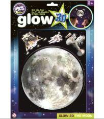 Đồ chơi Glow 3D Moon B8106