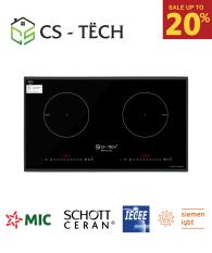 Bếp từ đôi nhập khẩu CS-TECH Model CS-H333