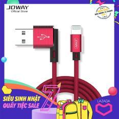 Cáp sạc nhanh cho iphone, ipad Joway Li103 dài 1m, nguồn ra 2A – Hãng phân phối chính thức