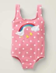 Áo bơi bé gái MiniBoden UK hàng Auth