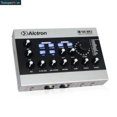 Sound Card Hát Karaoke – Alctron U16K MK 3