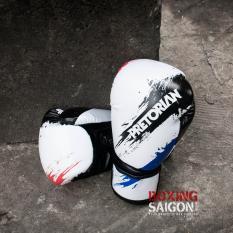 Găng tay Boxing Pretorian v2 – Trắng