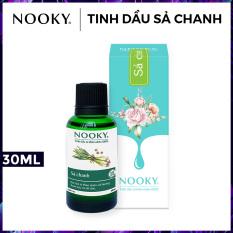 [30ml]Tinh Dầu Sả Chanh Nooky 100% thiên nhiên – [TORO FARM]
