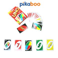 Bộ bài Uno cao cấp Pikaboo 108 lá