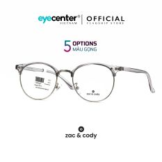 Gọng kính cận nam nữ chính hãng ZAC & CODY C35 nhựa dẻo siêu nhẹ chống gãy nhập khẩu by Eye Center Vietnam