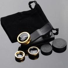 Lens Chụp Hình Điện Thoại 3 Trong 1 Sử Dụng Dễ Dàng , Hình Ảnh Nghệ Thuật [Ngọc Nam]