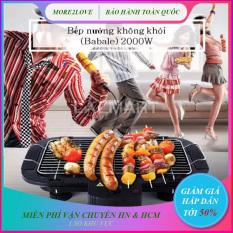BẾP NƯỚNG BBQ CAO CẤP, Bếp nướng điện máy XANH – Thiết Kế Bằng Nhựa Chịu Nhiệt, Có Công Tắc An Toàn Tự Ngắt Điện ,Tiết Kiệm Điện Năng – Bếp nướng thịt – Bếp nướng ngoài trời – Lò ăn nướng – More2love
