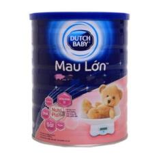 Sữa bột Dutch Baby mau lớn lon 900g (0-6 tháng) – HSD luôn mới