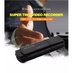 Camera mini DVR U – 838 USB 2.0 (Đen)