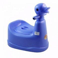 Bô vệ sinh cho bé – Bô vịt vệ sinh cho bé Việt Nhật – Bô có nắp đậy vệ sinh – Bảo hành 1 đổi 1
