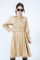 Váy xòe cá vai tay zaclang CChat Clothes