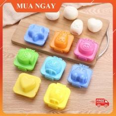 Khuôn Tạo Hình Cơm , Trứng ,Làm Bánh Cho Bé Ăn Dặm Ngon Miệng KIDOTA