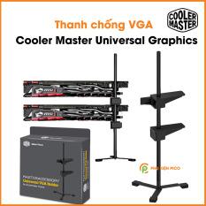 Giá đỡ VGA Cooler Master Universal Graphics Card Holder 2 Supports chống cong vênh VGA