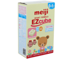 Sữa Meiji 0 (0-1 tuổi) Infant Formula EZcube (16 thanh)
