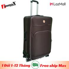 Vali vải size 28inch immaX i005/ Vali vải cao cấp size lớn ký gửi hành lý