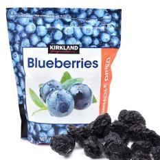 (Hàng Xách Tay) Quả Việt Quất Blueberry sấy khô Kirkland 567g Mỹ