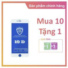 KÍNH CƯỜNG LỰC 9D/ 10D CHO IPHONE FULL MÀN KÍNH TẤT CẢ CÁC DÒNG IPHONE 6/ 6S/ 6PLUS/ 7/ 8/ 7PLUS/ 8PLUS/ X/ XR/ XS MAX/ IPHONE 11/ 11PRO/ 11 PRO MAX -MUA 10 TẶNG 1
