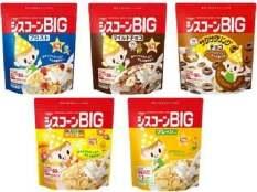 Ngũ Cốc Nissin Big 220g Nhật Bản