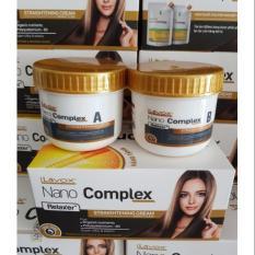 Duỗi tóc Lavox mini Complex 150ml