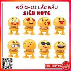 ( SALLE KHỦNG ) Bộ đồ chơi Emoji Lò Xo – Đồ chơi giảm stress,thú Nhún Emoji – Emoji Lò Xo – Emoji Cười – Thú Nhún Lò Xo – Thú Nhún – Emoji Lò Xo Ngộ Nghĩnh – Đồ Chơi Tiêu Khiển – Trang Trí Xe Hơi