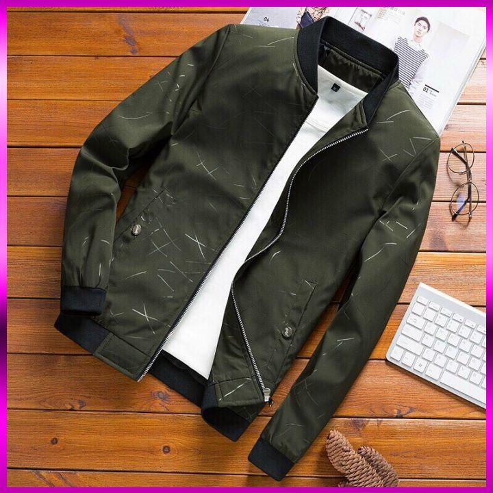 Áo khoác Thời Trang Nam Vải dù 2 lớp chống nắng - Kv5026