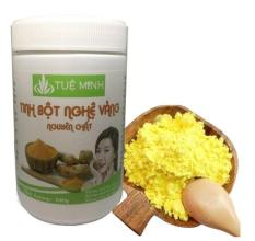 Tinh bột nghệ vàng Tuệ Minh nguyên chất 100% (hộp 500gr)