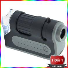 Kính hiển vi bỏ túi đa năng Carson MICROBRITE PLUS MM-300 (Phóng đại 60-120x) – Microscope Carson MM300 – Kính hiển vi cầm tay Carson 120x