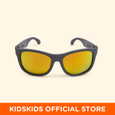 Kính chống tia cực tím có tròng kính phân cực trẻ em Babiators – The Islander, tráng gương màu cam, 6-10 tuổ