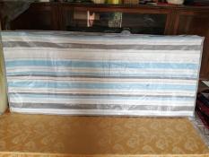 Túi bạt bọc đệm gập 3 mảnh – xài bền cho nệm 1m2, 1m6, 1m8 – cất gọn gàng sạch sẽ